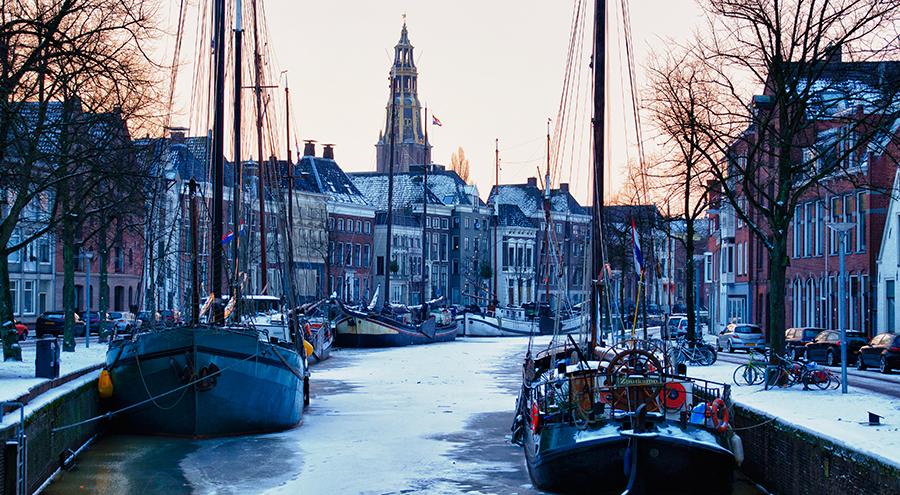 Friesland en Noordoost Nederland