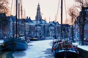 Groningen Winter