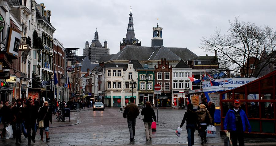 Marktplein Den Bosch