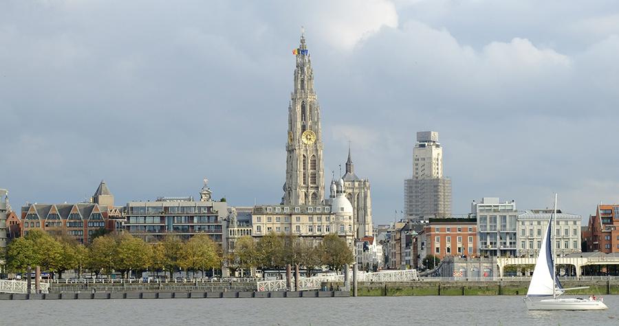 Oever Antwerpen